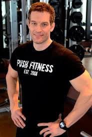 about us push fitness inc personal