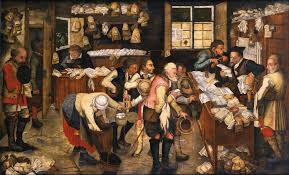 File:Pieter Brueghel the Younger - The Village Lawyer's office.jpg ...