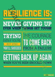 resilience poster to hang in your classroom resilience quotes