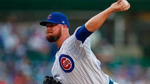 Willson Contreras, Jon Lester lead Chicago Cubs past Atlanta ...