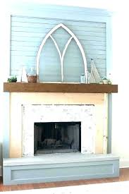 brick fireplace makeover avadecorating co