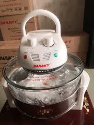 Bán - Lò nướng thủy tinh Sanaky VH 158T - 15 lít