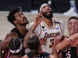 Heat hit back against Lakers in Game 3 behind Butler's brilliant  triple-double   Sport