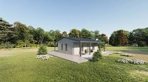 metal building home kits steel house