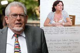 Rolf Harris faces the music as victim responds to sick cell tune: 'You're a  sex offender - put THAT in a song' - Daily Record