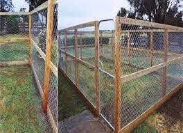 Cheap Fencing Ideas For Dogs Dog Run Fence Building A Dog Kennel Diy Dog Kennel