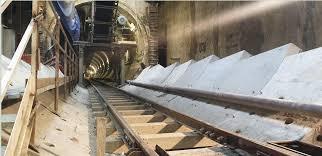 Metro C, le immagini degli scavi da Fori Imperiali e Amba Aradam ...