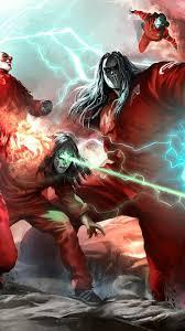 heroes heavy slipknot fan art comic