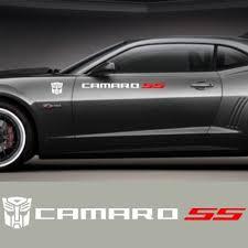 Product Camaro Doors Banner Decal Vinyl Sticker Chevy Chevrolet Ss Sport
