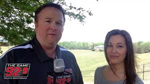 Knox Bardeen and Wendy Adams Report From Atlanta Falcons HQ in ...