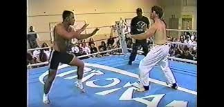 Old School MMA Fight Video - Byron Stone vs Richie Eubanks Submission  Fighting Open 1 - MMAPain
