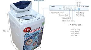 Bảng mã lỗi máy giặt Toshiba đầy đủ nhất | Điện lạnh Bình Dương Xanh