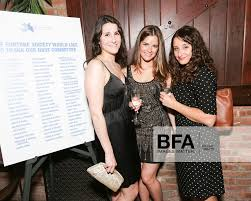 Sara Tarascavage, Kristin Ellbogen, Janet Hansen at THE FORTUNE SOCIETY  Spring Soiree / id : 1098125 by William