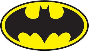 Amazon Com West Mountain Inc Batman Logo Wall Decal Sticker Medium 24 W X 14 H Sports Outdoors