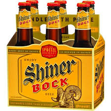 shiner bock binny s beverage depot