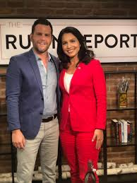 "Dave Rubin on Twitter: ""Thanks again to @TulsiGabbard for coming ..."