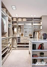 Begehbarer Kleiderschrank Mit Insel Von Cabinet Einbauschranke