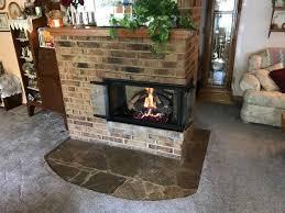vancouver washington fireplace remodel