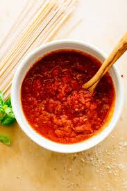 super simple marinara sauce recipe