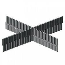 Adam Hall - Système de séparation en plastique pour tiroir rackable 19' -  Largeur - rack, avis et prix pas cher - Cdiscount