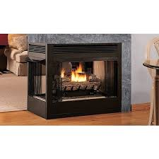 peninsula vent free gas fireplace