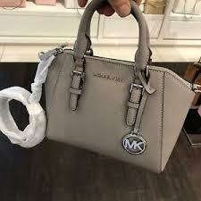 leather satchel bag handbag purse