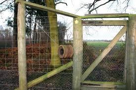 Deer Fence Gate Access Beremese Info