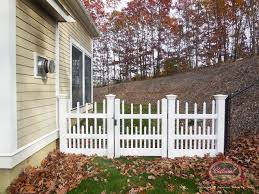 Vinyl Fence Open Spaced Picket