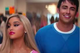 "Here's How The Real Aaron Samuels From ""Mean Girls"" Ended Up In The ""Thank  U, Next"""