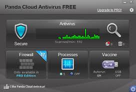 panda cloud antivirus for windows