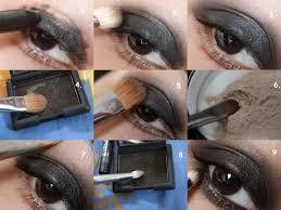 easiest black smokey eye tutorial