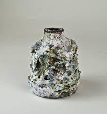 Adela Powell 12. Sea Bottle 13 x 10 cm SOLD   Sladers Yard