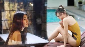 เบสท์ รักษ์วนีย์ ลูกสาวสมรักษ์ เผยมุมเซ็กซี่ในชุดว่ายน้ำสุดแซ่บ - YouTube