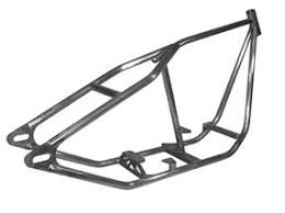 how to build a motorcycle frame from