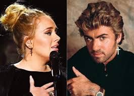 Adele wears cross earrings during emotional George Michael Grammys tribute  | nanneonlinegh.com