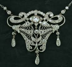 antique jewelry shows fine