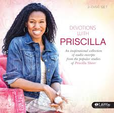 Devotions from Priscilla Shirer: Cd Set: Shirer, Priscilla: 9781430035619:  Amazon.com: Books
