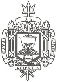 Maybe Add An A And An M To The Sides Of The Academy Logo Academy Logo United States Naval Academy Naval