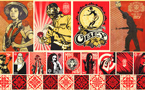 obey hd wallpaper on wallpaperget