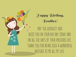 birthday quotes for brother birthday wishes for your best brother