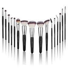 high quality synthetic makeup brush set