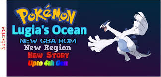 A New Pokemon GBA ROM is here. Pokemon Lugia's Ocean is a new Game ...