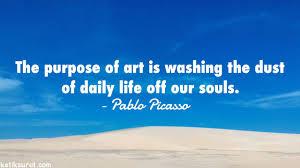 quotes bahasa inggris about art dan artinya ketik surat