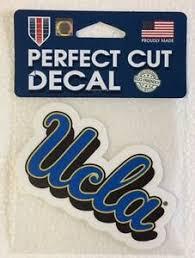 Ucla Bruins 4 X 4 Logo Truck Car Auto Window Die Cut Decal New Team Colors Ebay