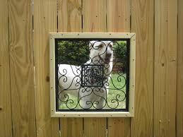 Fence Windows By Kristin Kelly Medium