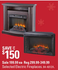 electric fireplaces in north bay