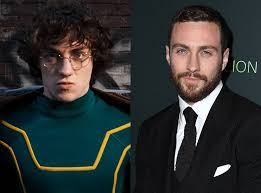 Aaron Taylor-Johnson from Check Out the Kick-Ass Cast, Then & Now ...