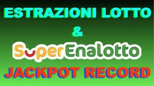 Estrazioni Lotto e Superenalotto oggi sabato 3 agosto, verifica ...
