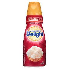 sweet cream coffee creamer 32 oz