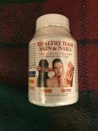 hair skin nails horsel gr msm
